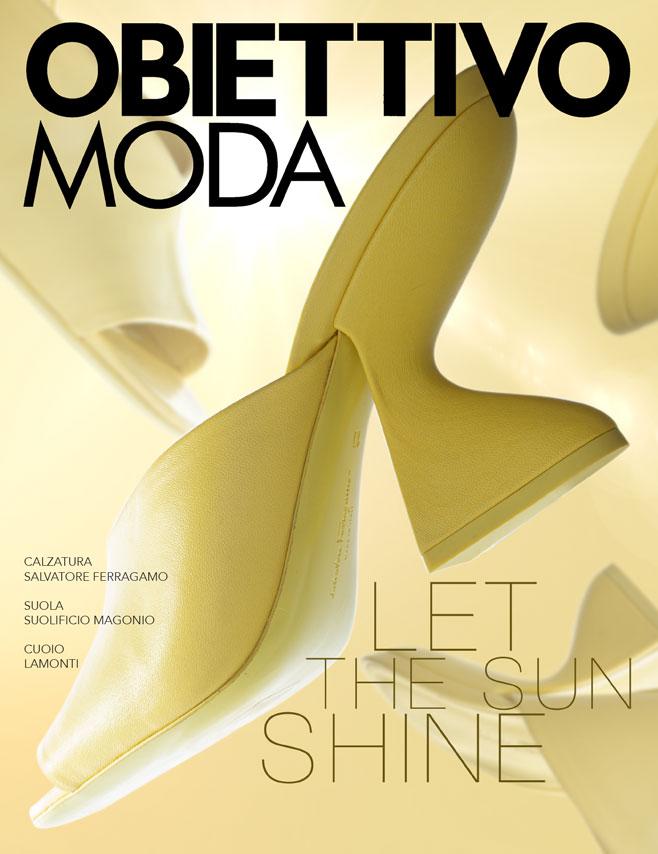 obiettivo moda copertina 87 cover - Lamonti Cuoio